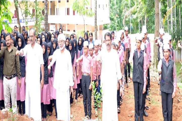Markaz Public School-Oath Taking