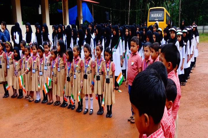 Markaz Public School-Republic Day Cerebrations