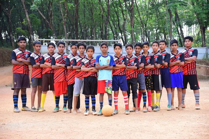 Markaz Public School-Sports Day