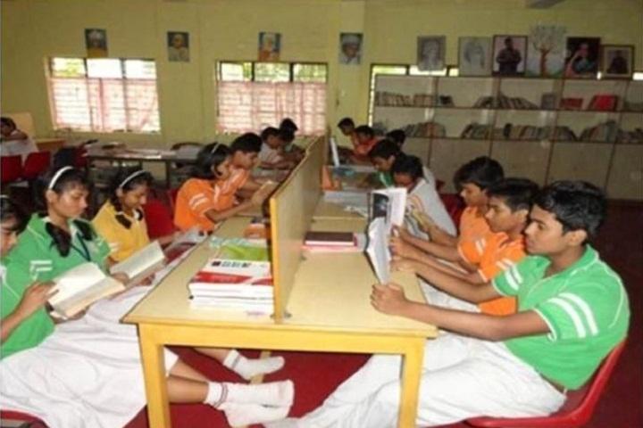 Maharshi Vidya Mandir- Library