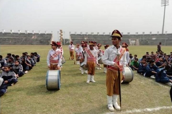 Maharshi Vidya Mandir- playground