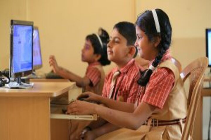 Mary Matha Public School-Computer Lab