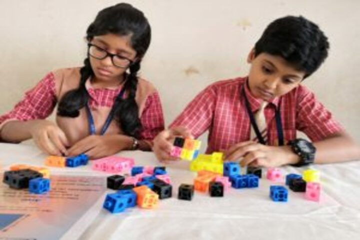 Mary Matha Public School-Maths Lab