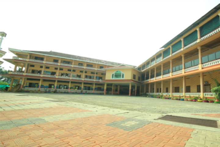 Mary Matha Public School-School Building
