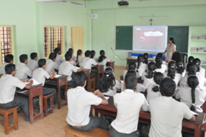Mary Mount Public School-Classroom