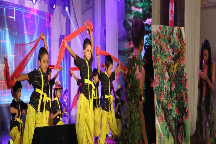 Mary Mount Public School-Dance