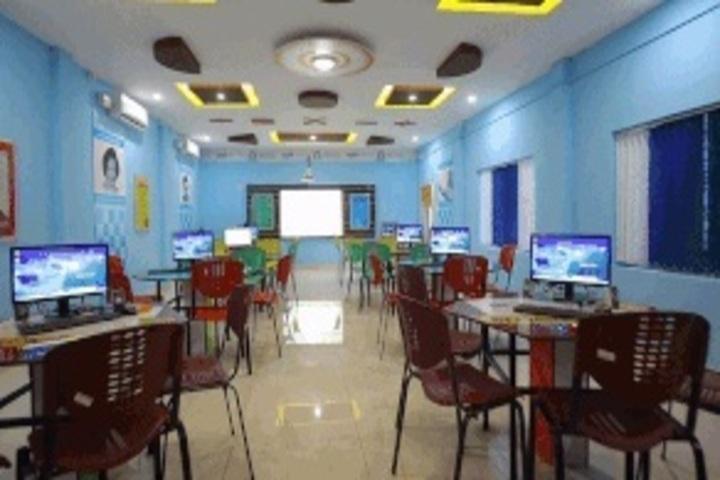 Mary Mount Public School-Maths Lab