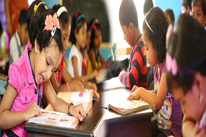 Mary Mount Public School-Activity