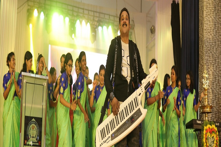 Mary Mount Public School-Music Competition