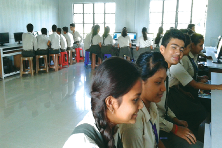 Manas Valley Academy-Computer Lab