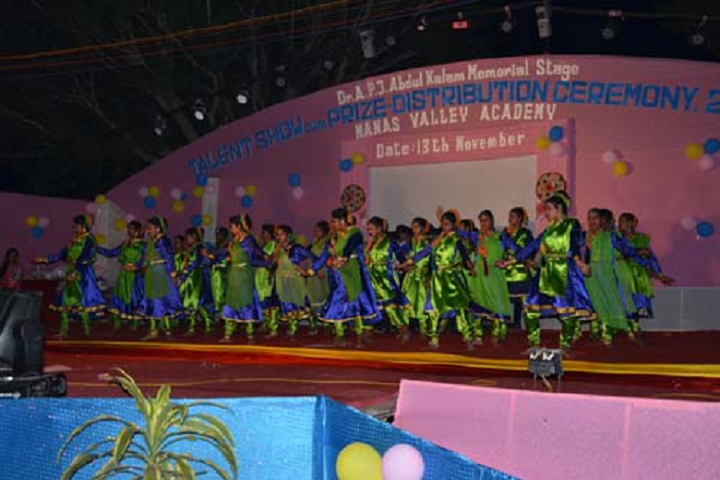Manas Valley Academy-Dance Competition