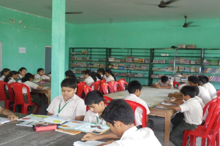 Manas Valley Academy-Library