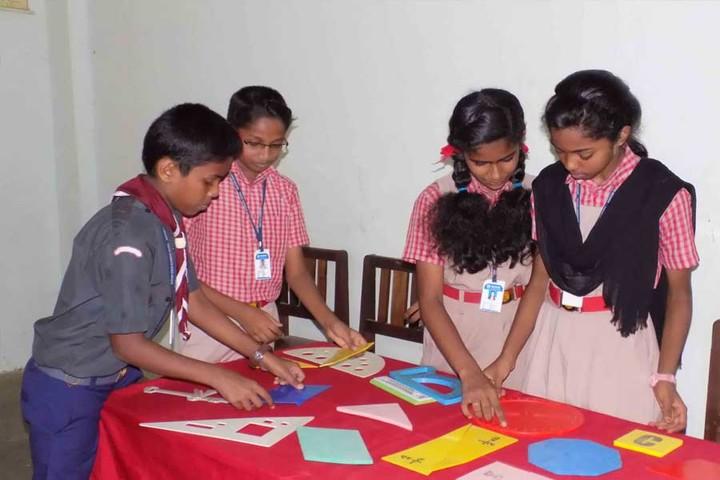 Marygiri English Medium School-Maths Lab