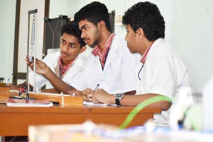 Marygiri English Medium School-Physics Lab