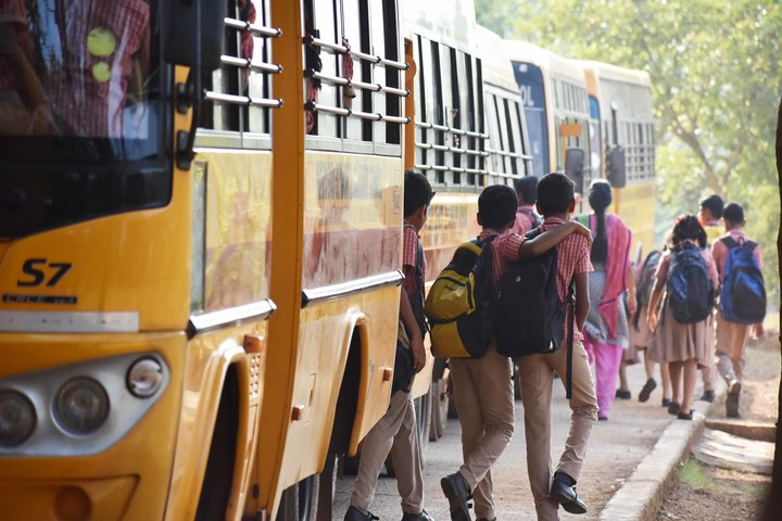 Marygiri English Medium School-Transport