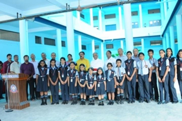 Mathews Mar Athanasius Residential Central School-Group Photo