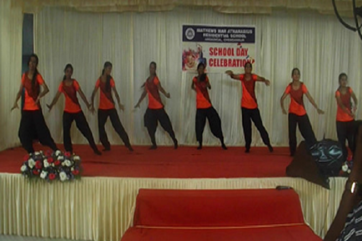 Mathews Mar Athanasius Residential Central School-Dances