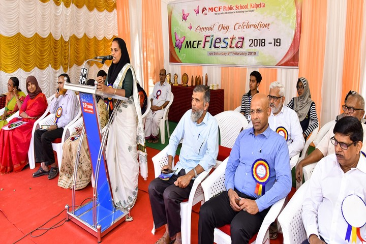 MCF Public School-Annual Day