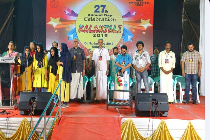 Mes Central School Kerala-Annual Day