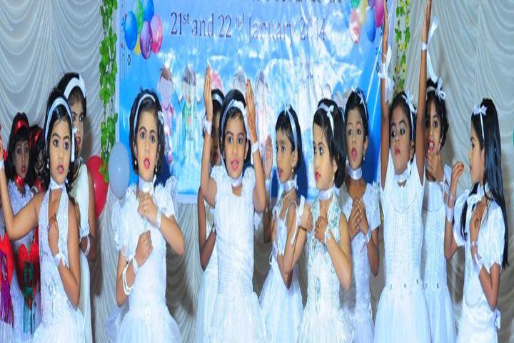 Mes Central School Kerala-Dance