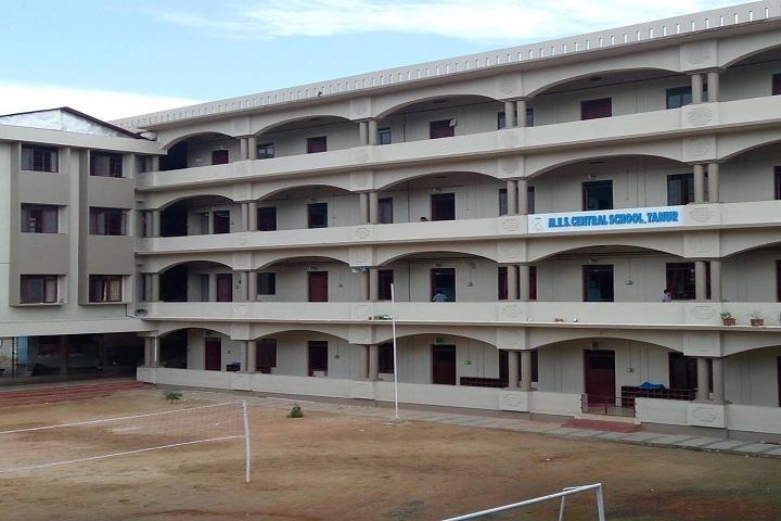Mes Central School Kerala-School Campus