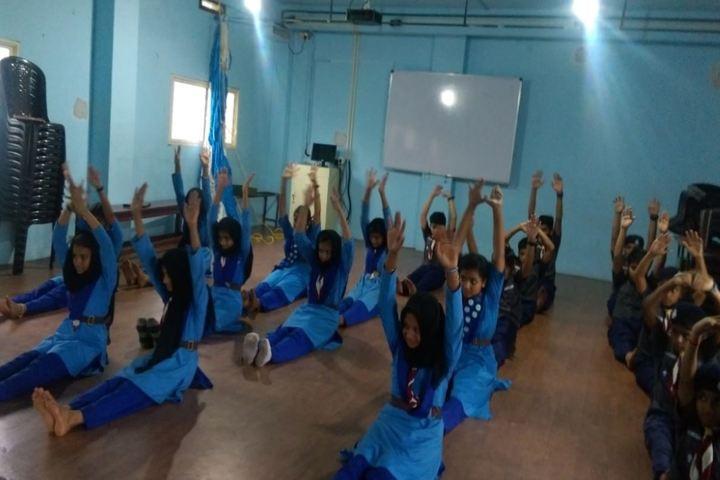 Mes Central School Kerala-Yoga