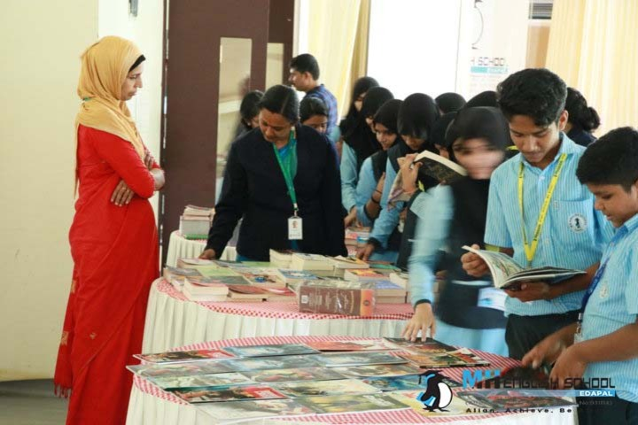 Minhajul Huda English School-Book Exhibition