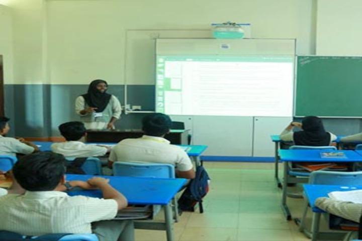 Minhajul Huda English School-Classroom