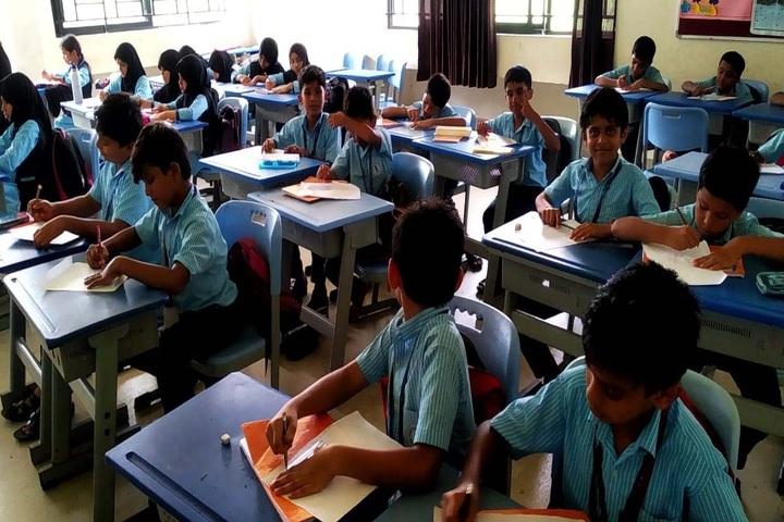 Minhajul Huda English School-Drawing