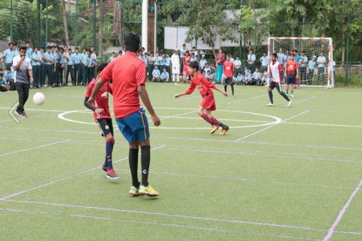 Minhajul Huda English School-Sports