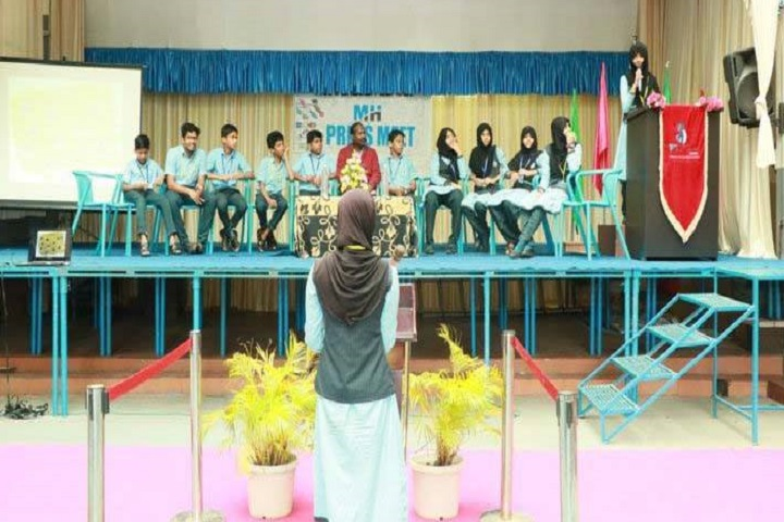 Minhajul Huda English School-Activity