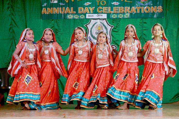 Mnpm Central School-Annual Day