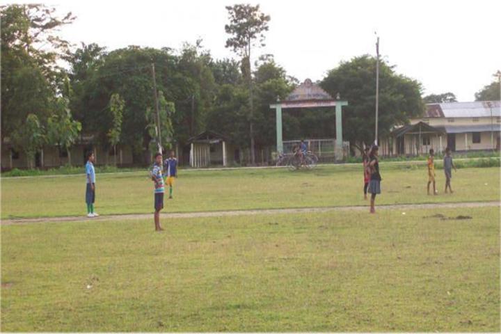Mnpm Central School-Playground
