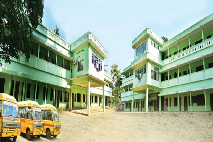 Mnpm Central School-School Building