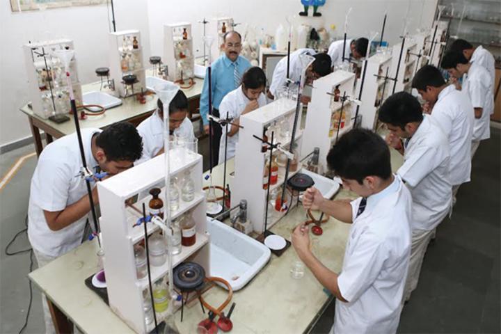 Mnpm Central School-Science Lab