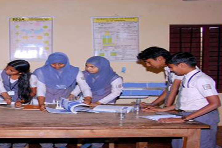 Modern English School-Science Lab