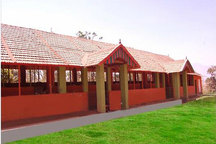 Modern English School-School-View