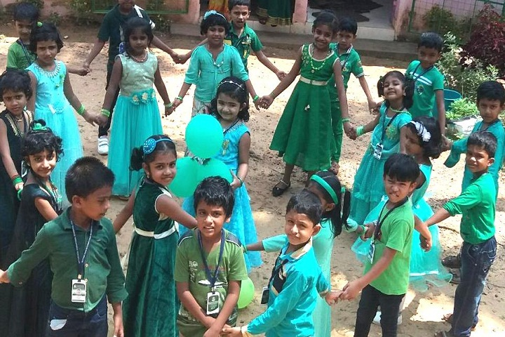 Mother India International Residential Public School-Colorsday