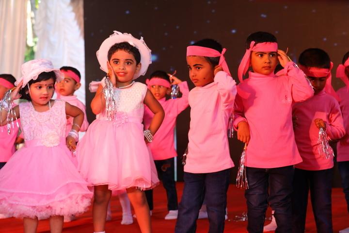 Mount Mary Public School-Kids Dance