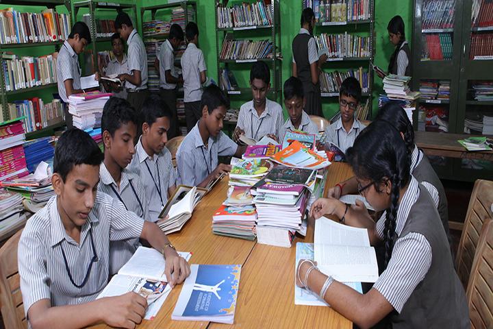 Mount Mary Public School-Library
