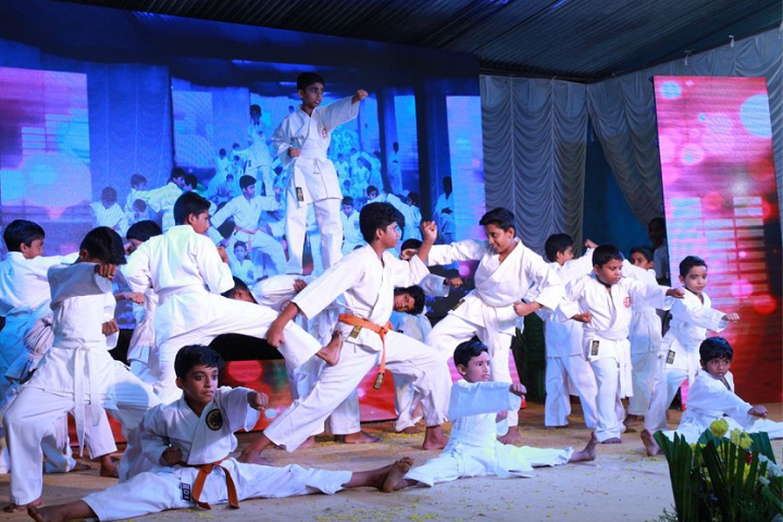 Mount Mary Public School-Karate