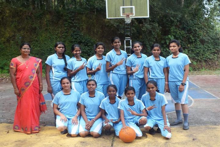 Mount Mary Public School-sports