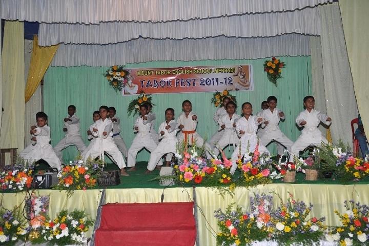Mount Tabor English School-Karate