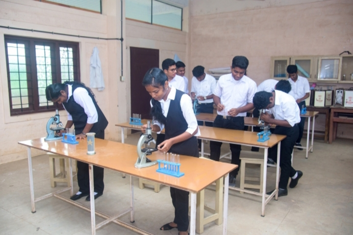 Mst Public School-Biology Lab