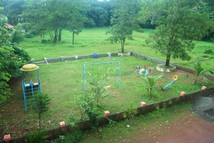Mst Public School-Kids Play Area