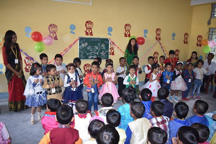 Modern Public Academy- Childrens Day