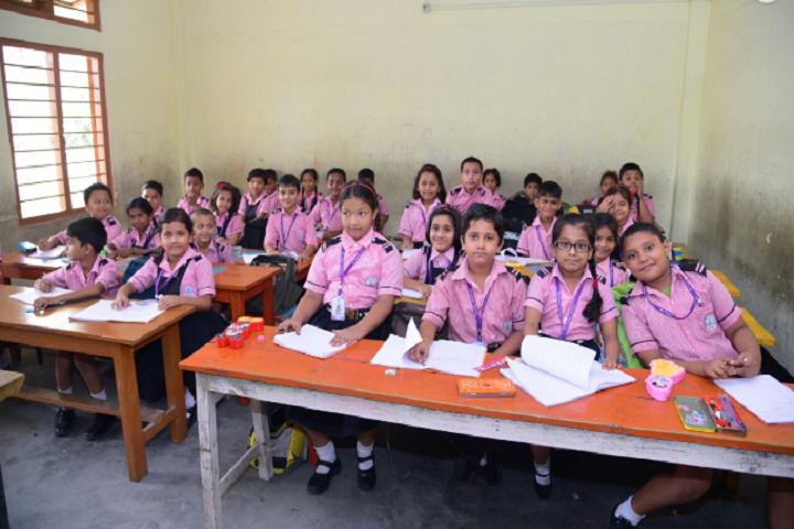 Modern Public Academy- Classroom