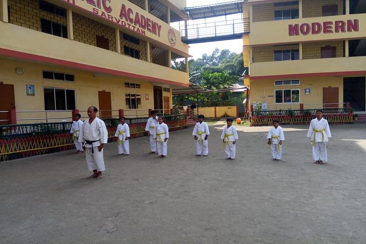 Modern Public Academy- Karate