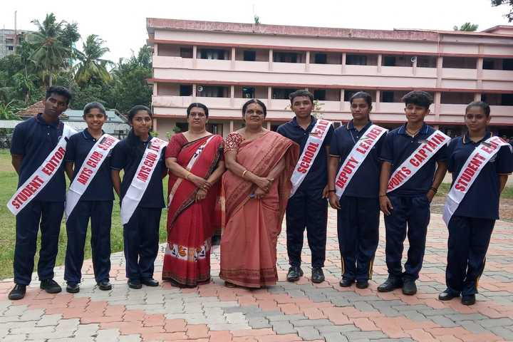 N S S Higher Secondary School-Investiture Ceremony