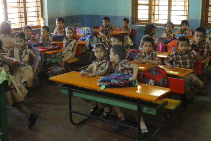 N S S Higher Secondary School-Kids Classroom